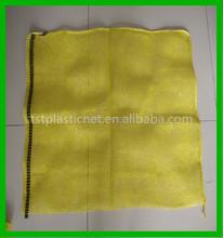 high-performance drawstring plastic leno mesh bags for onions for sale