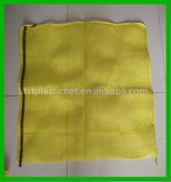high-performance drawstring plastic leno mesh bags for onions for sale
