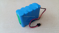 17670 NIMH rechargeable battery pack for medical pump(12V)