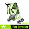 Dog Travel Essential Seat Pet Carrier with Wheels