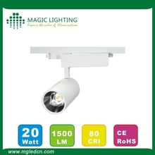 Top level newly design 3wires led track light