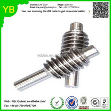 Custom high precision dual diameter shaft