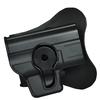 Tactical polymer paddle holster for Flintlock pistol