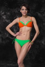 Sexy bikini Newest Style women contrast color brazilian bikini hot hot open sex bikini