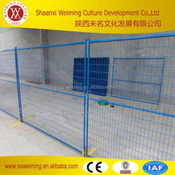 anti-climb normal size temporary fence for dogs