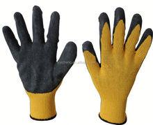 latex coated work glove/high-class gloves