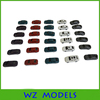 Model scale 1:150 architectural layout car for plastic toy car