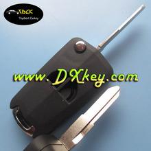 Well Sold 2 button car flip key shell for suzuki car key for suzuki flip key
