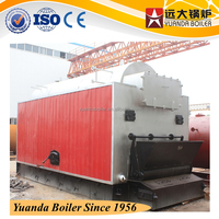 producing 6 t, 6 ton steam per hour wood fired boilers for sale from Alibaba assessed golden supplier