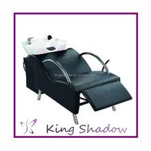 2015 baby shampoo chair Black salon hair shampoo chair with sink hair salon equipment