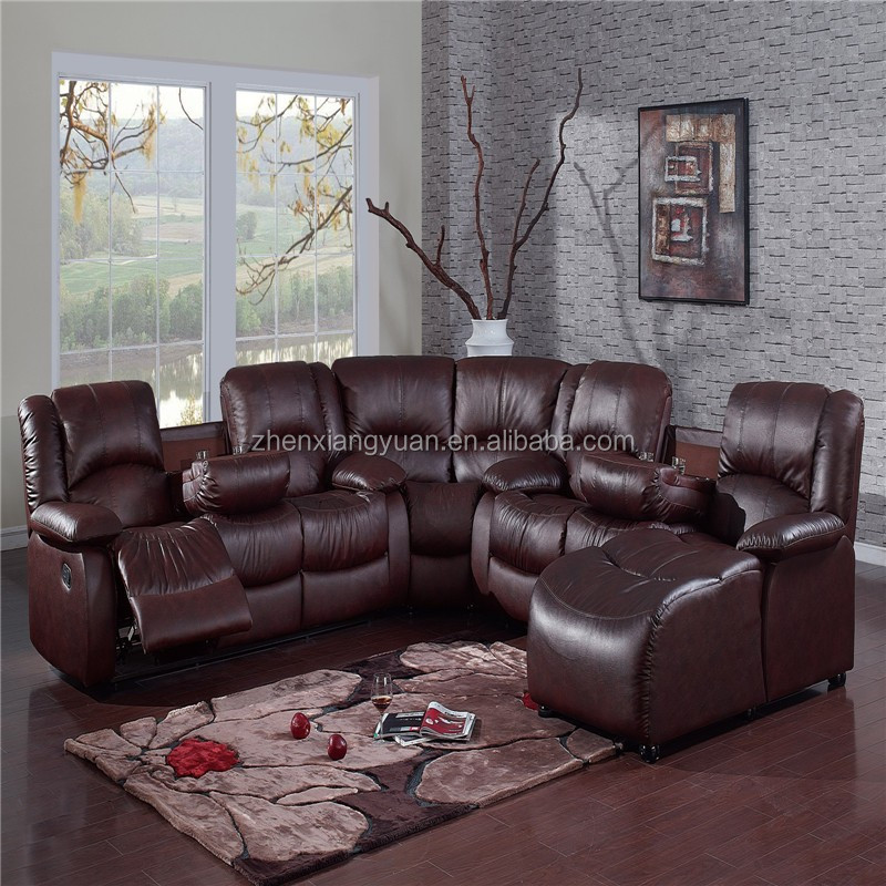 American style sofa recliner corner power sofa buy for Sofa bed johor bahru