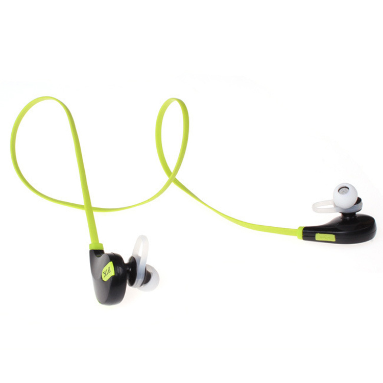 portable bluetooth wireless sport headphones earbuds. Black Bedroom Furniture Sets. Home Design Ideas