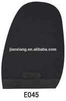E045 Custom Rubber Half Soles For Shoe Repairs,Rubber Shoes Repair Material