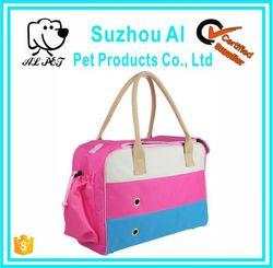 Fashion Portable Dog Carriers Totes Handbag Shoulder Bag Purse Pet Products Dog Carrier