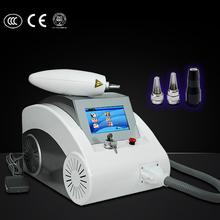 interruptor q nd yag laser remoção de tatuagem equipamentos de remoção de tatuagem máquina