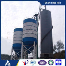 400tons kiln insulation materials design lime kiln environment and efficient