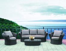Ikea Garden Furniture Wicker /Garden Sofa Ikea style (DH-M9003)