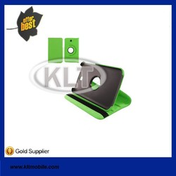 2015 Fashion design dynamic folding stand leather case for ipad mini 2 3