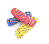 solid Braided Poly Rope Strong PolyPropylene Braided Rope