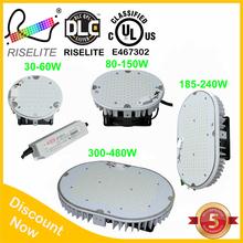 UL&DLC approved led parking garage led lighting / led retrofit kit series 35w-450w 5 years warranty