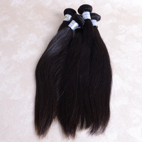 No Tangle No Shedding Wholesale Price 3pcs 24 inch 100% virgin Straight brazilian hair extension
