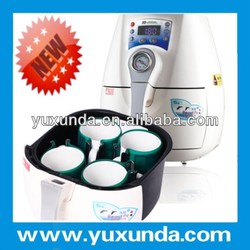 CE-approved 3d sublimation heat transfer mobile phone case printing machine