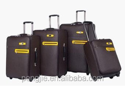 high qualiy trolley bags and Luggage from Baigou China