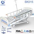 sk015 venda quente alta qualidade cinco funções baratos cama de hospital