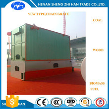 0.6mkcal, coal FIRED thermal oil boiler chain grate