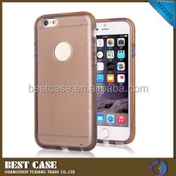 China supplier cell phone cover for iphone 6 soft case tpu