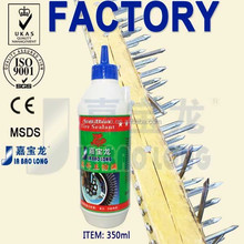 Anti Puncture Tyre Sealant and Anti Rust Tire Sealant for Tyre 350ml