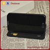 Desimon OEM/ODM factory price luxury flip mobile phone wallet for Samsung galaxy s4