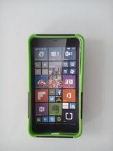 Hybrid kickstand cell phone Case Cover for Motorola Moto E 2nd gen boost mobile