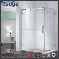 Aluminum or stainless steel frame Good Quality Shower Cabin/Shower room/shower enclosure