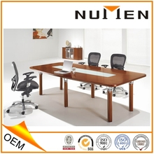 office furniture top grade aluminum conference table