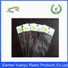 OEM factory supplier decorative self adhesive clear plastic bags