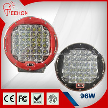 Newest!!!Off road led work lights, 96w for 4x4 accessories, 96w led work light for JEEP SUV ATV