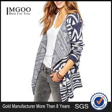 MGOO 2016 Good Quality Sweater OEM Cheap Printed Cardigan Sweater China Sweater Wear Factory