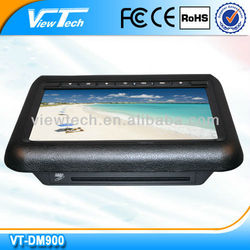 Competitive price for car portable dvd player with car mount