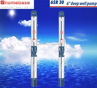 6inch Deep-well submersible hydraulic water pump