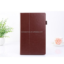 For Sony Tablet Leather Protective Cover Cases,High Quality PU Leather Stand Tablet Cover Cases for Sony Xperia Tablet Z 2