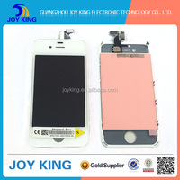 New for iphone 4s replacement screen with digitizer glass touch panel spare parts with freeshipping/wholesale/dropshipping