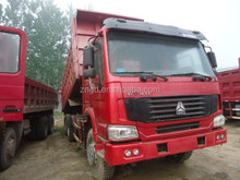 used year 2012 SINOTRUCK Howo 40t 6*4 Dump Truck second hand China brand Howo year 2012 40000kg 6*4 dump truck for sale