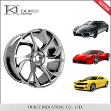 High end forged best sale 2015 newest forged aluminum wheels rims with own design