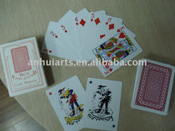 Top Quality BCG plastic playing cards HOT SALE