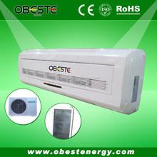 Solar Air Conditioners For Homes, 100% DC 48V, 9000btu Soalr Air Conditioner