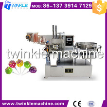 TKH51 AUTOMATIC LOLLIPOP CANDY PACKAGING MACHINE