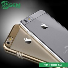 2015 New smart double cell phone case for iPhone 6G