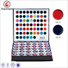 European standards salon manicure 36pcs pure color gel gift box
