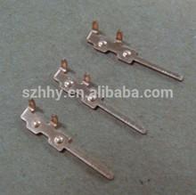 shenzhen honghuiyuan de bronce del oem de precios para la estampación de hardware del producto